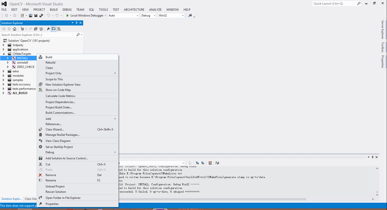 Class diagram example in visual studio 2012 auto electrical wiring how to compile opencv 2 4 3 x86 and x64 using visual studio 2012 rh blog ycshao com diagrams in visual studio class diagram visual studio 2015 ccuart Choice Image
